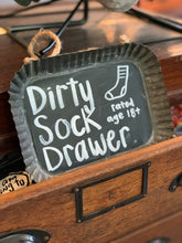 Load image into Gallery viewer, Mens Dirty (Funny) Socks