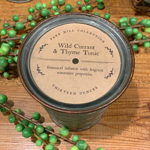 Wild Currant & Thyme Tonic