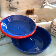 Load image into Gallery viewer, Enamel Soap Dish