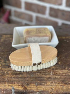 Natural Beech Wood Brushes (4 options)