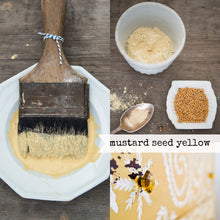 Load image into Gallery viewer, Mustard Seed Yellow Milk Paint