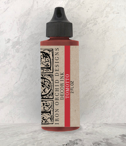 IOD Decor Ink Tomotto 2 Oz.