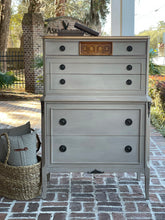 Load image into Gallery viewer, Antique Tall Chest of Drawers