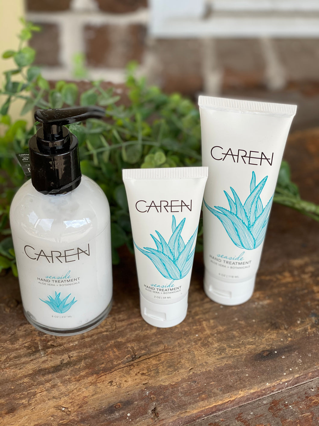 Caren Seaside Hand Treatment Lotion