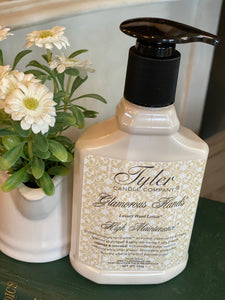 Tyler Luxury Hand Lotion - High Maintenance
