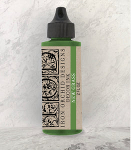 IOD Decor Ink New Grass 2 Oz.
