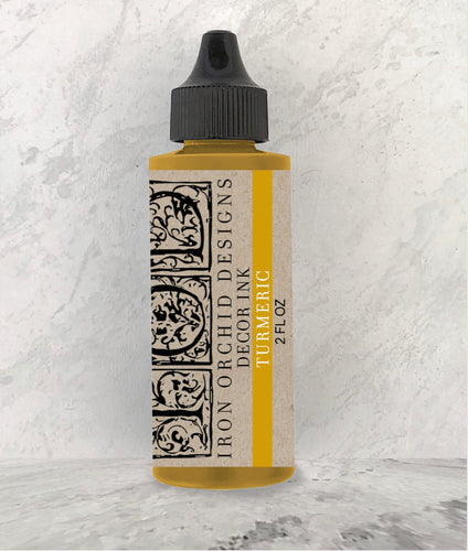 IOD Decor Ink Turmeric 2 Oz.