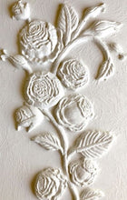 Load image into Gallery viewer, Heirloom Roses 6 x 10 IOD Decor Moulds