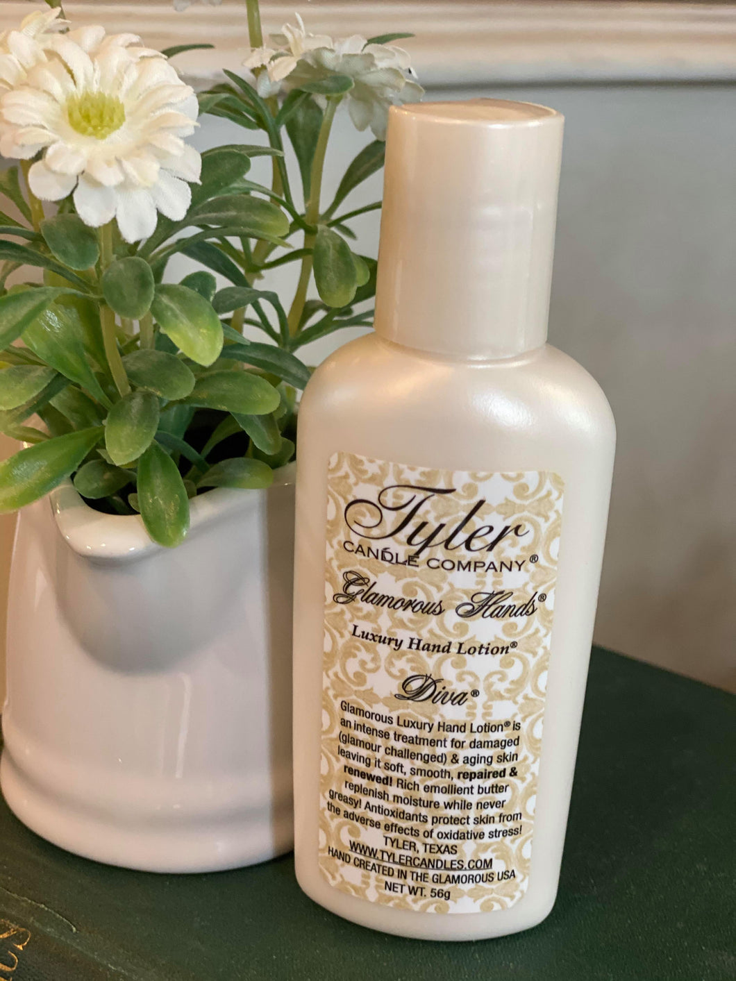 Tyler Luxury Hand Lotion - Diva