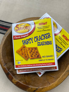 The Original Savory Cracker Mix