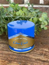 Load image into Gallery viewer, Small Illume Citrus Crush Tin Candle