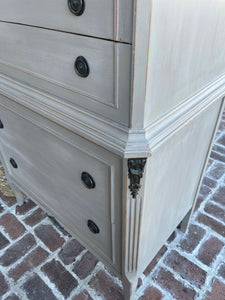 Antique Tall Chest of Drawers