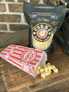 Corks Kettle Corn Original Popcorn