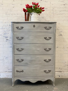 Gorgeous Milk Painted French Chest