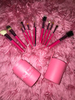 Bunnie Brushes 💕 Pink