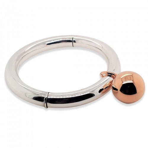 Bangle S/S with RGP Harmony Ball