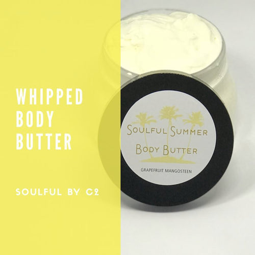 Soulful Summer Whipped Body Butter