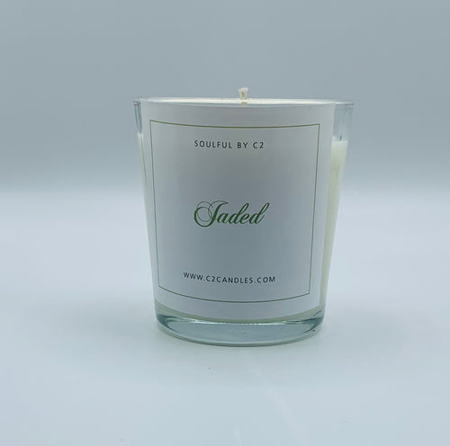 Jaded 9oz Soy Candles