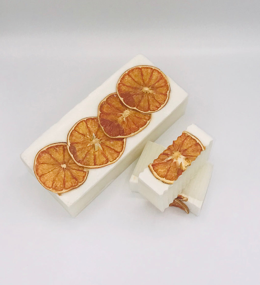 Spiked Grapefruit Beauty Bar