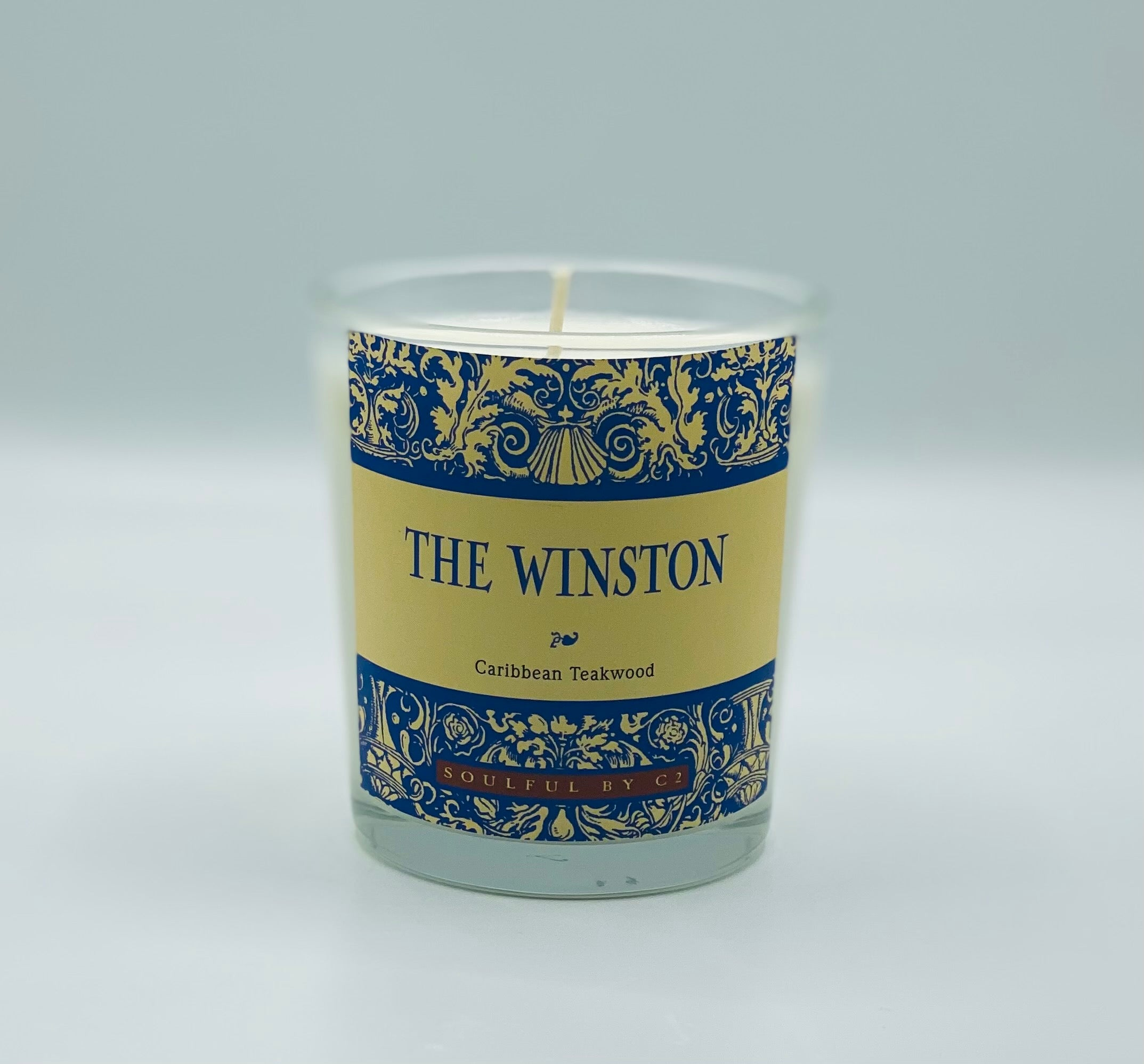 The Winston 9oz Candle
