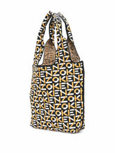 Load image into Gallery viewer, KENZO logo print tote bag