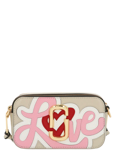 MARC JACOBS The Snapshot love crossbody bag