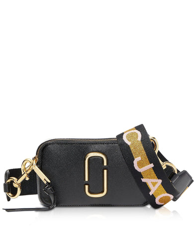 MARC JACOBS Snapshot two tone crossbody bag