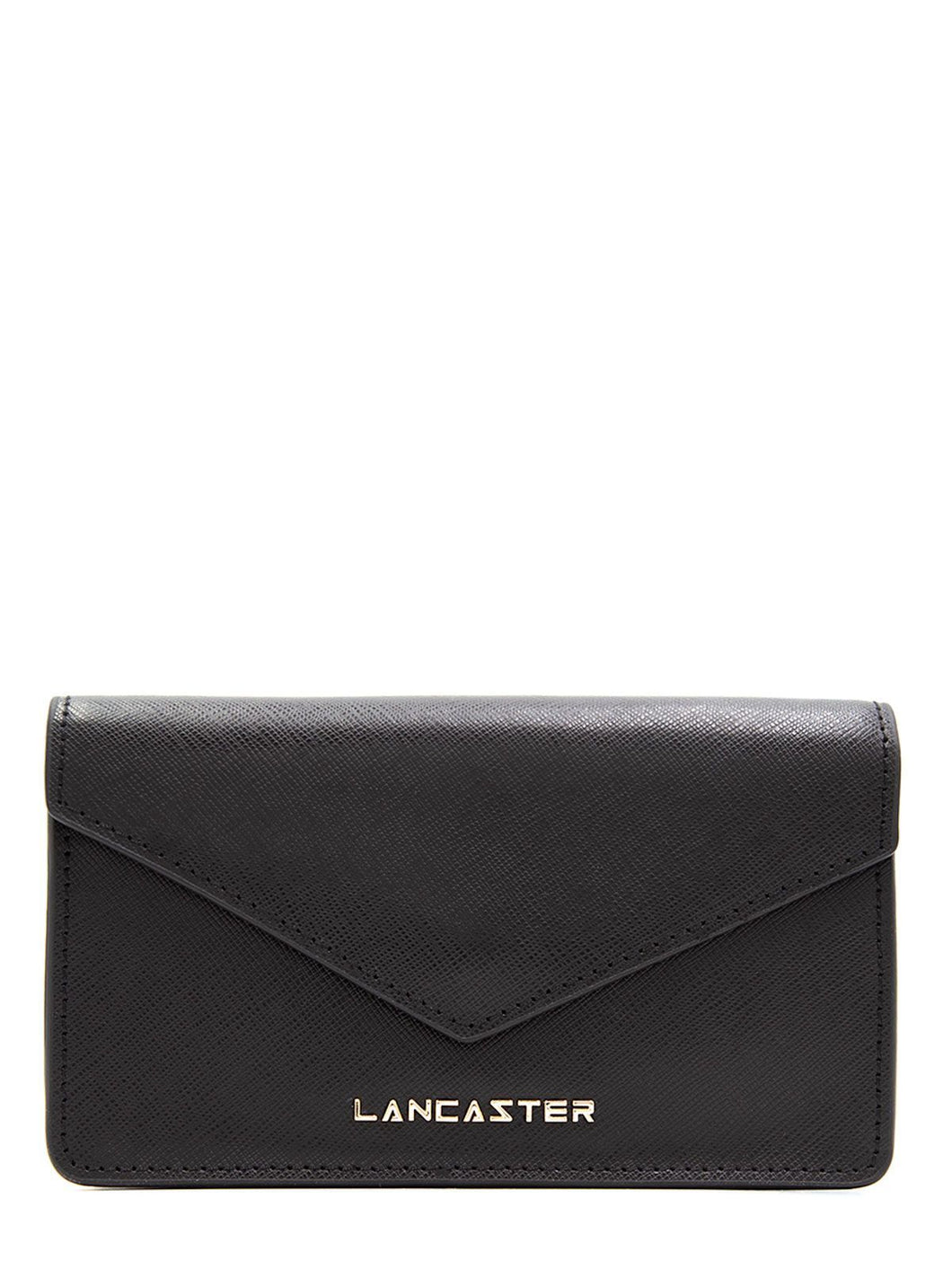 LANCASTER PARIS Saffiano Signature mini clutch