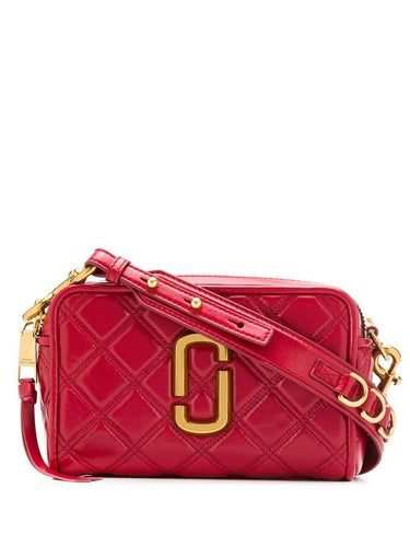 MARC JACOBS quilted Snapshot crossbody bag