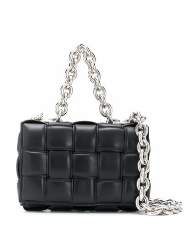 BOTTEGA VENETA The Chain Cassette shoulder bag