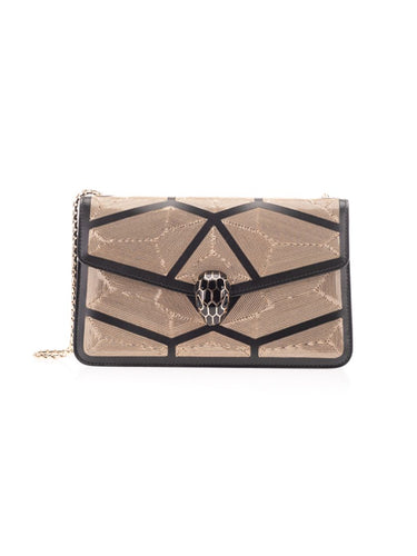 BULGARI Serpenti Forever crossbody bag