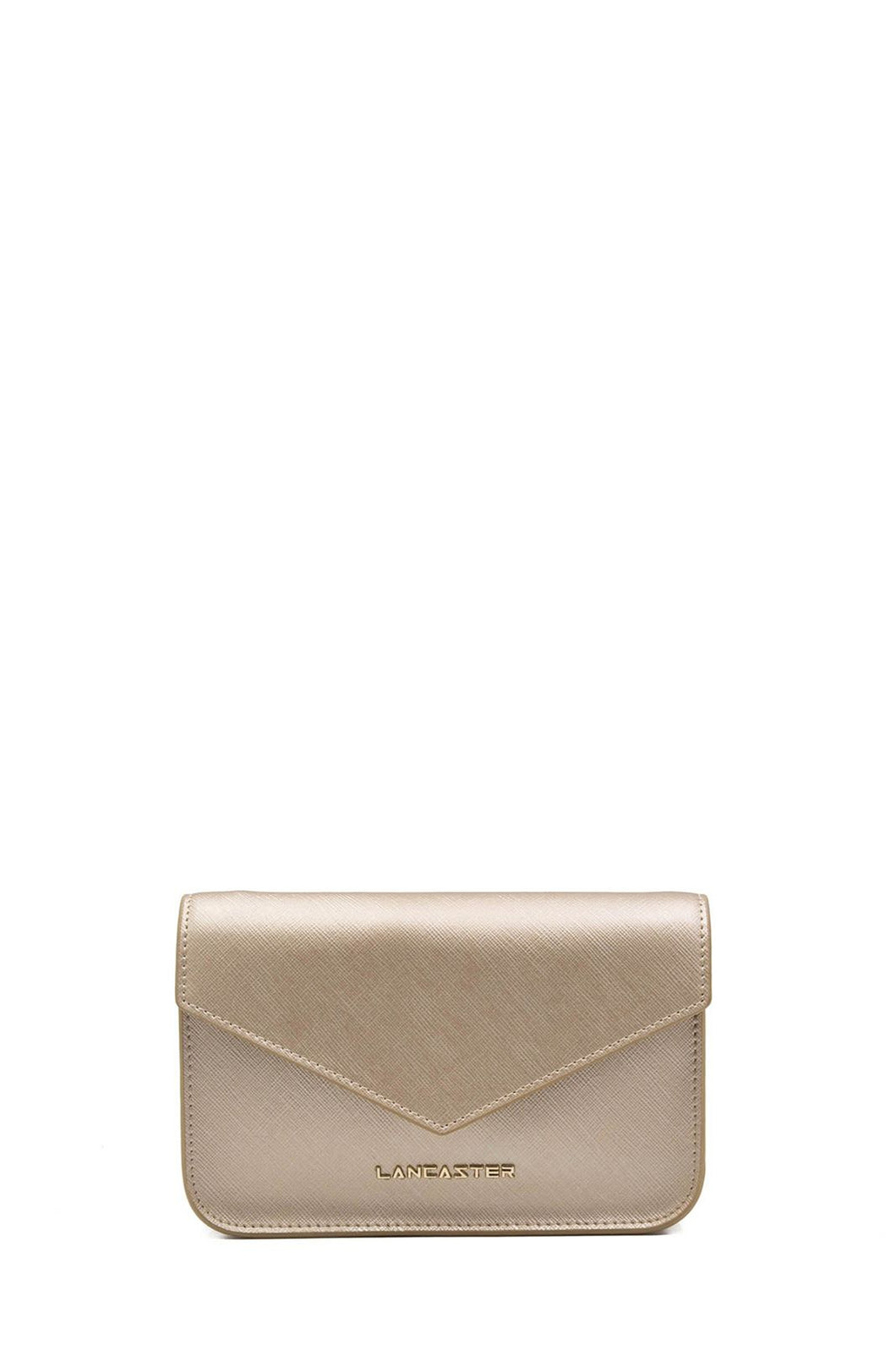 LANCASTER PARIS Signature Saffiano mini clutch bag