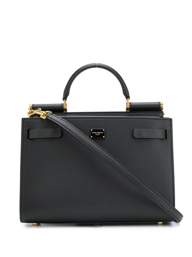 DOLCE & GABBANA 62 small leather tote bag