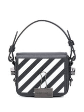 Load image into Gallery viewer, OFF-WHITE Binder clip mini crossbody bag