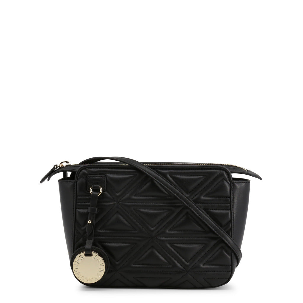 Emporio Armani faux quilted leather crossbody