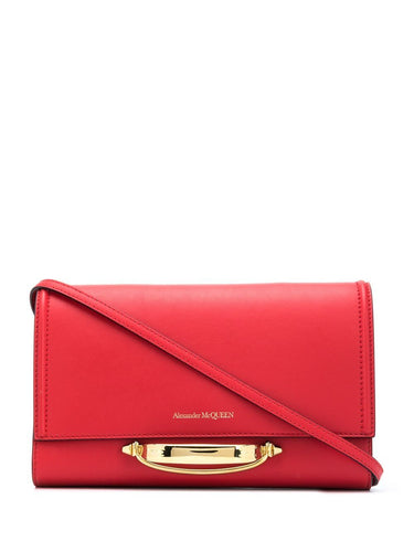 ALEXANDER MCQUEEN The Story clutch bag