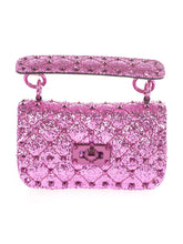 Load image into Gallery viewer, VALENTINO GARAVANI mini Spike glitter effect bag