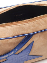 Load image into Gallery viewer, GOLDEN GOOSE star patch shoe detail crossbody bag