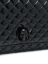 Load image into Gallery viewer, ALEXANDER MCQUEEN skull quilted shoulder bag