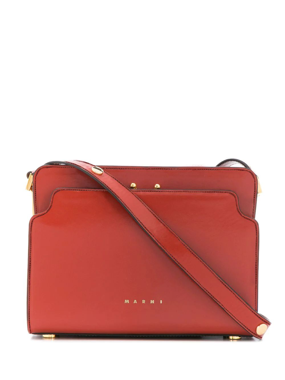 MARNI Trunk Reverse shoulder bag