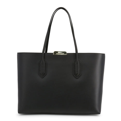 Emporio Armani minimalist shopper with clasp