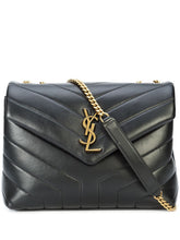 Load image into Gallery viewer, SAINT LAURENT small Loulou shoulder bag