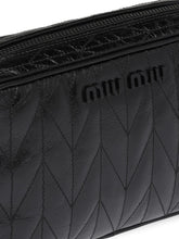Load image into Gallery viewer, MIU MIU quilted camera bag