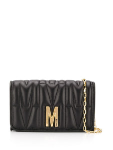 MOSCHINO Removable chain wallet