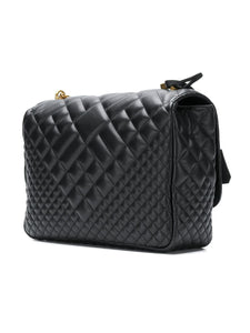 VERSACE medium quilted shoulder bag
