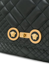 Load image into Gallery viewer, VERSACE medium quilted shoulder bag