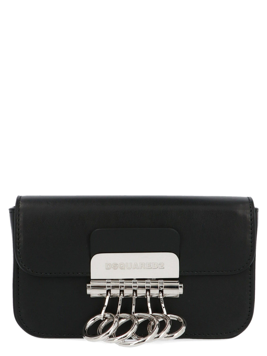 DSQUARED2 ring detail belt bag