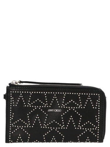 JIMMY CHOO Perseus Smartphone clutch bag