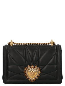 DOLCE & GABBANA mini Devotion crossbody bag