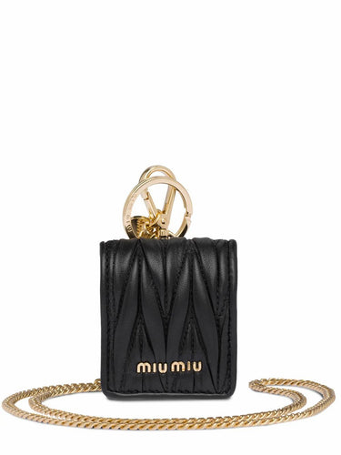 MIU MIU Matelasse Airpods mini case